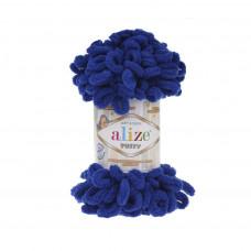 141 Пряжа Puffy 100гр - 9,2 м (Синій) Alize