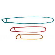 45502 Шпильки для зняття петель алюмінієві (набір 3 шт 6.5 мм 4.5 мм 3.25 мм) KnitPro