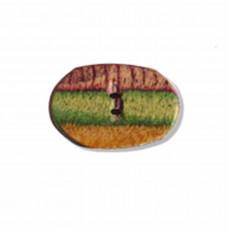 20565 Ґудзик Flat Oval 23 mm Symfonie Classic Range KnitPro
