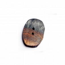 20593 Ґудзик Flat Oval 23 mm Symfonie Lilac Range KnitPro