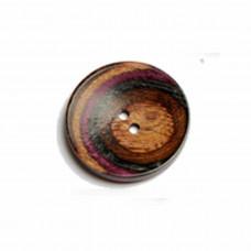 20594 Ґудзик Curved Round 34 mm Symfonie Lilac Range KnitPro