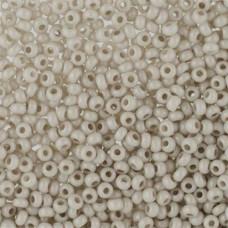 16249 бісер №10 Preciosa (Чехія) 50 грам (Сірий)