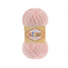 340 Пряжа Softy 50гр - 115м (Рожевий) Alize