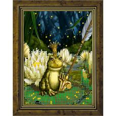 СГ 5003 Царівна-жаба. Світ гармонії. Схема для вишивання бісером