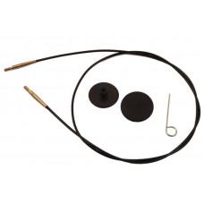 10531 Кабель 200 mm для створення кругових спиць довжиною 40 cm KnitPro