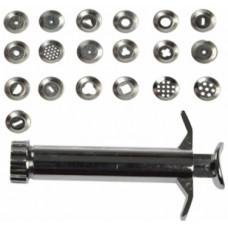 10459 Екструдер для полімерної глини (чорний)