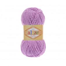 672 Пряжа Softy 50гр - 115м (Рожевий) Alize
