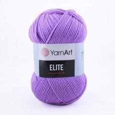 75 Пряжа Elite 100гр - 300м (Світло-фіолетовий) YarnArt