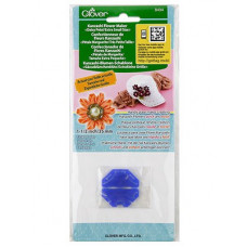 8494 Заготовка для квітки Канзаші, пелюстку ромашки(виріб 35 мм). Clover. Японія