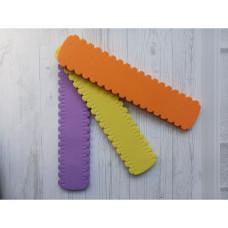 CD-001-помаранчевий Органайзер для муліне на 36 кольорів. Classic Design