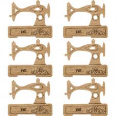 FLC-087(S) Швейні машинки. Волшебная страна. Котушки для ниток