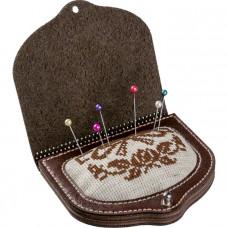 FLTL-022 Набір для створення голківниці з вишивкою хрестиком. Волшебная страна