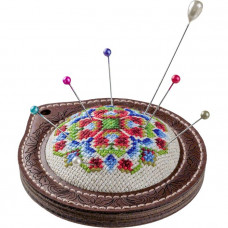 FLTL-025 Набір для створення голківниці з вишивкою хрестиком. Волшебная страна