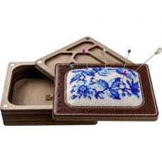 FLTL-036 Набір для створення голківниці з вишивкою хрестиком. Волшебная страна