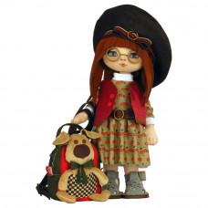 К1091 Дівчинка Еллі. Нова Слобода. Набір для створення іграшки