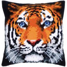 PN-0162358 Тигр. Подушка. Vervaco. Набір для вишивки хрестом