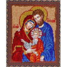 TC6006 Святе сімейство. DA. Набір алмазної мозаїки (стрази, повна зашивка)