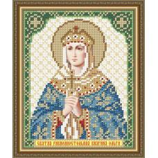 VIA5178 Свята Рівноапостольна Княгиня Ольга. ArtSolo. Схема на тканині для вишивання бісером